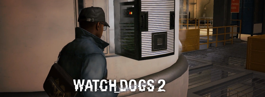 VFX Reel - Watch Dogs 2