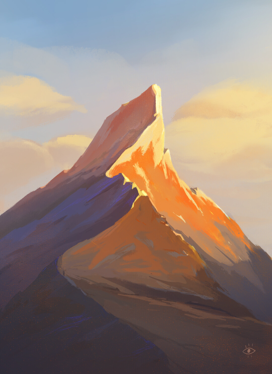 Mountain - Color Research
