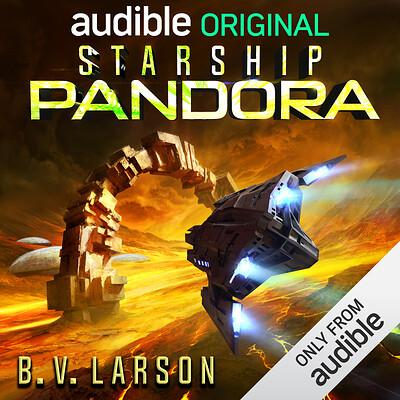 Jeff brown starship pandora 5