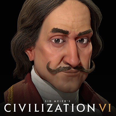 Civilization VI: Peter of Russia