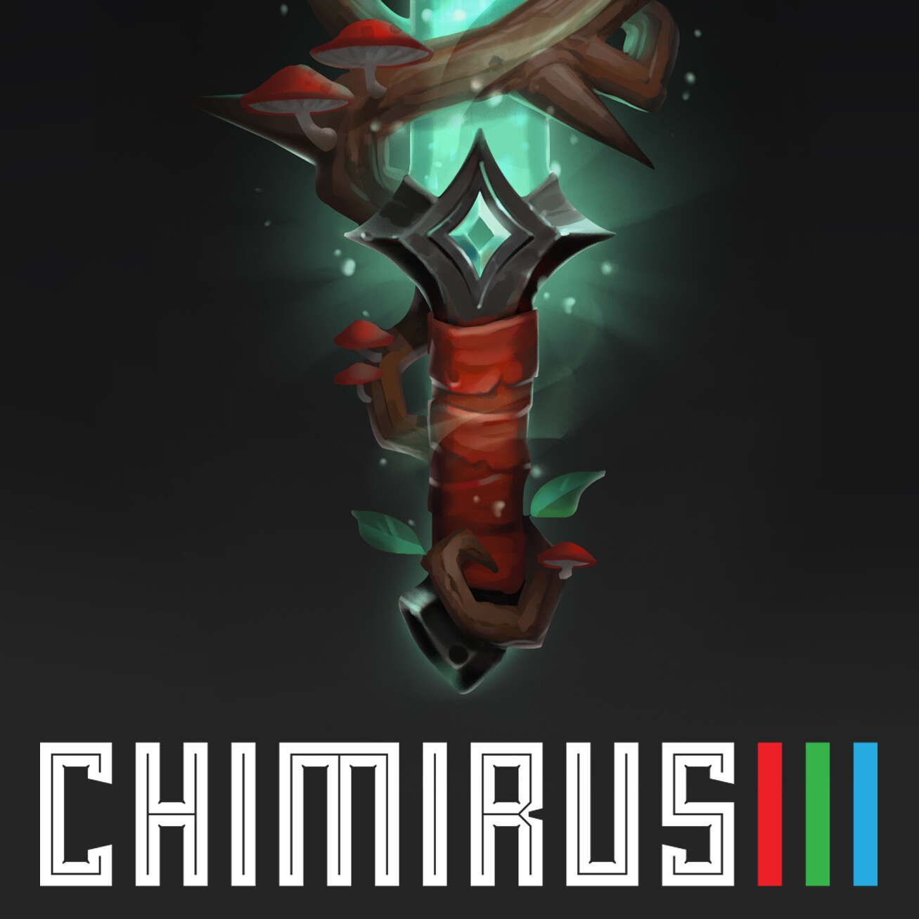 Chimirus Prop Demo: Forest's Blade