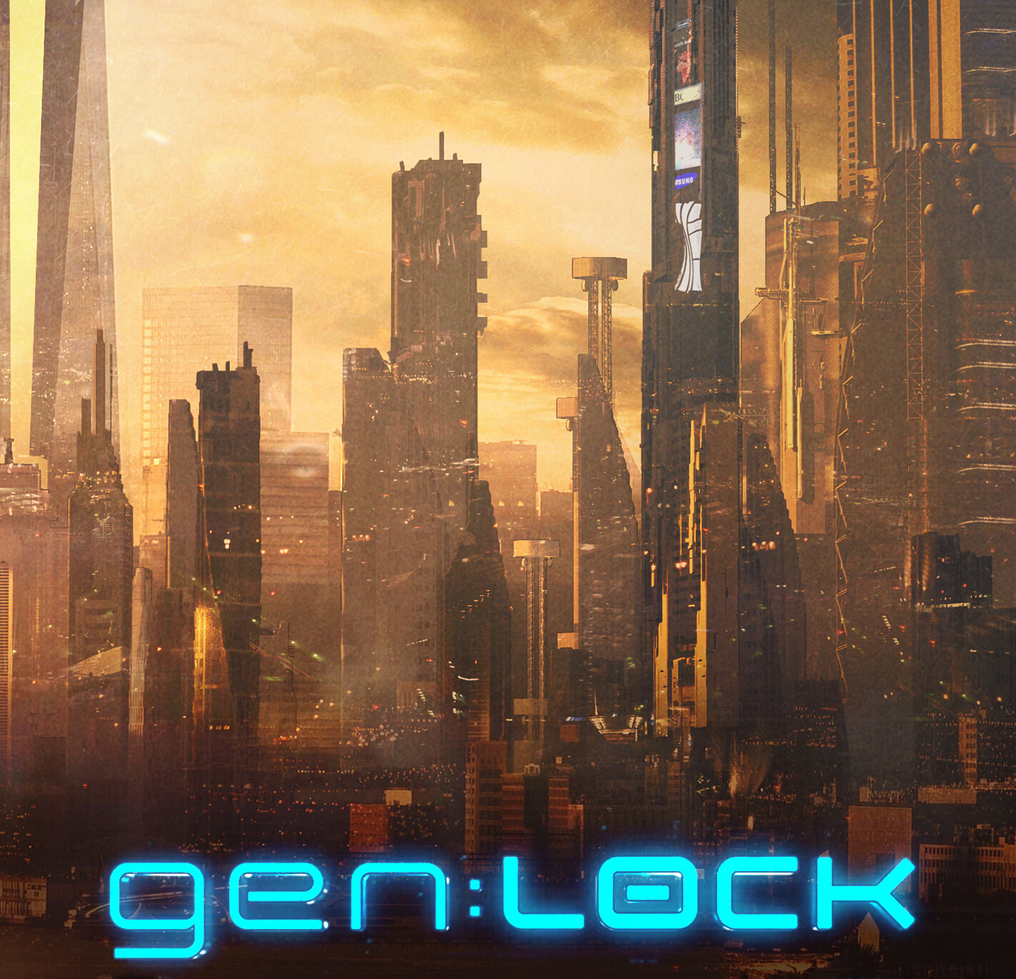 Gen:Lock NYC exploration (City Establishing Shot)