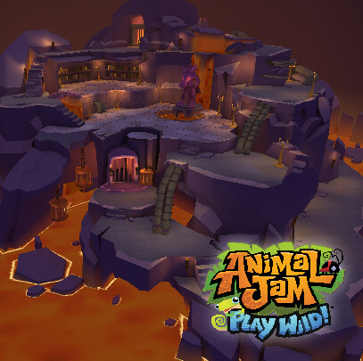 Animal Jam - Play Wild! - Greely's Hideout