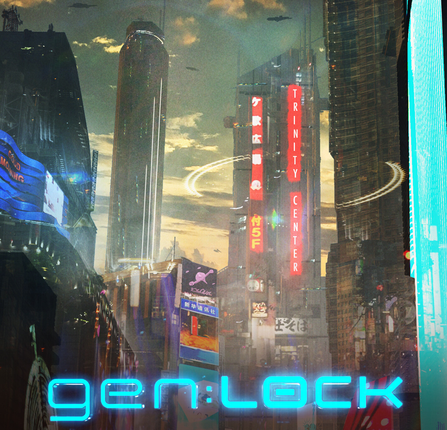 Gen:Lock NYC exploration (City Streets)