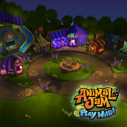 Animal Jam - Play Wild! - Summer Carnival