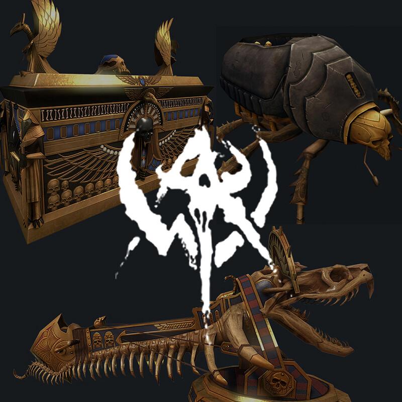 Warhammer Online Non-Character Assets
