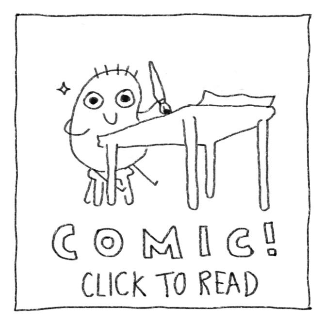 Unsolvable Comics!