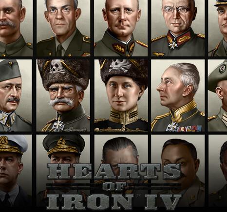 Hoi4 all leader portraits ideas