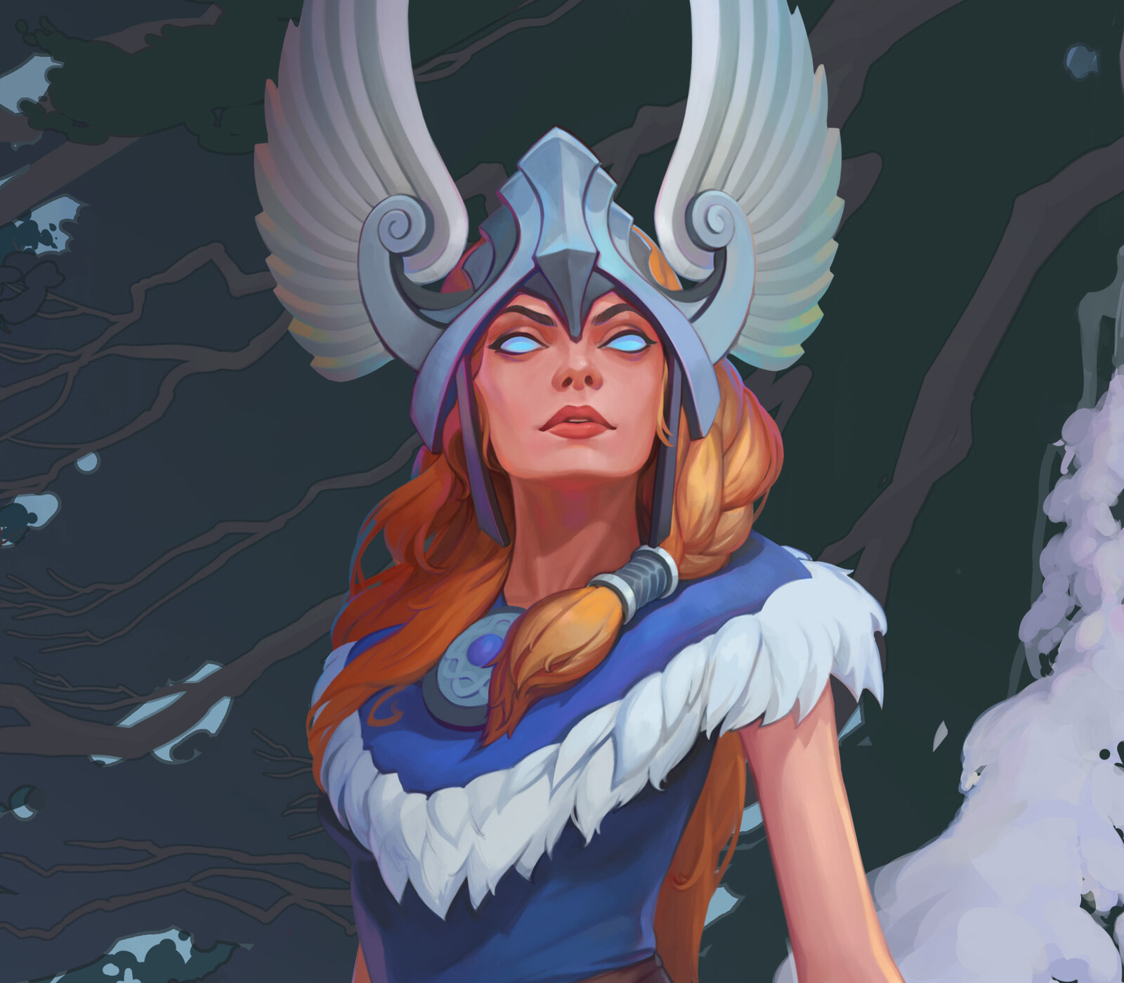 Stockholm Crystal Maiden (Dreamleague)