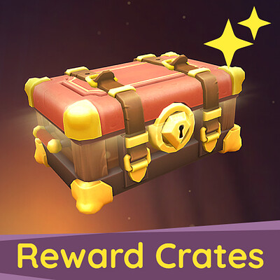 Dig That Gold - Supply Crates