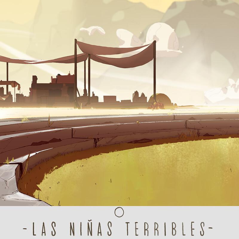 'Las Niñas Terribles' shortfilm