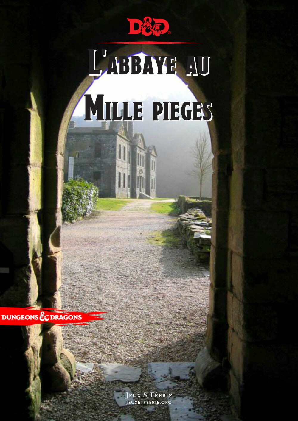 L'abbaye au mille pièges