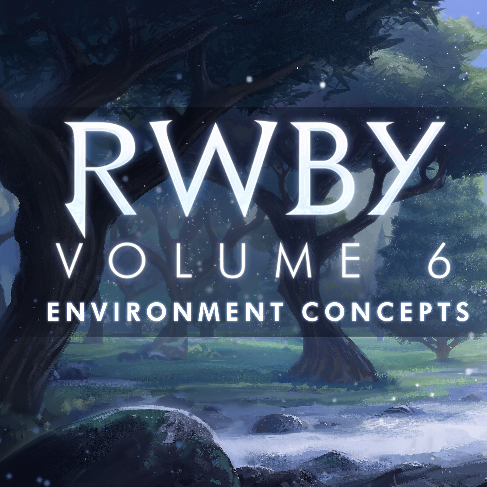 RWBY Volume 6 - Environment Concepts