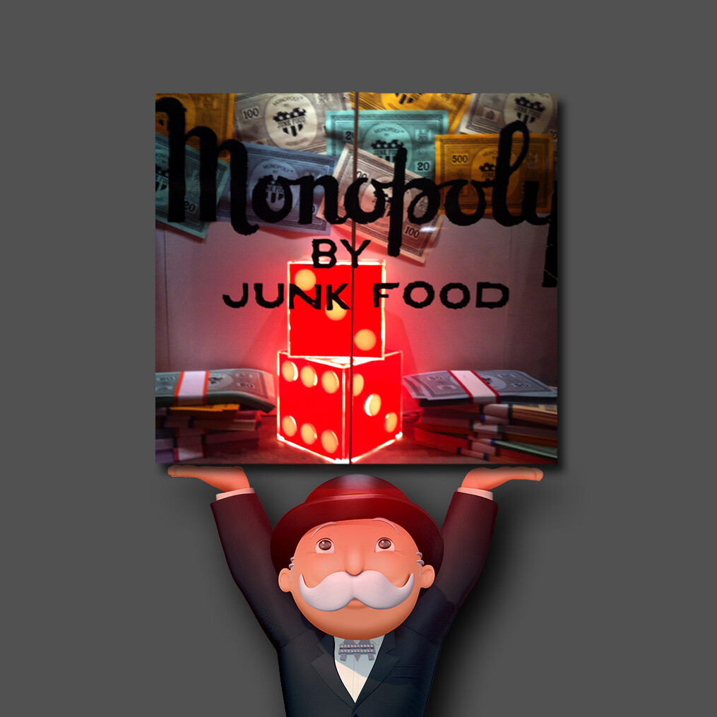 Monopoly By Junkfood