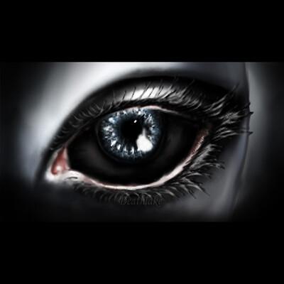 dark inside demon eye quotevcom - HD1080×1080