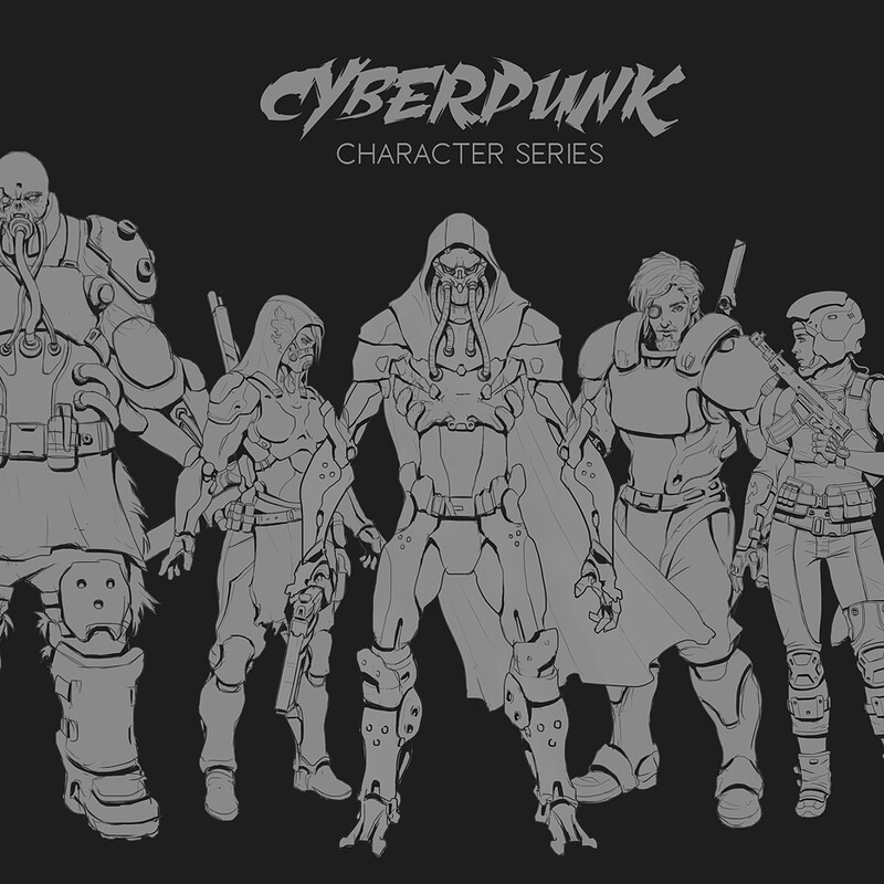 Cyberpunk series