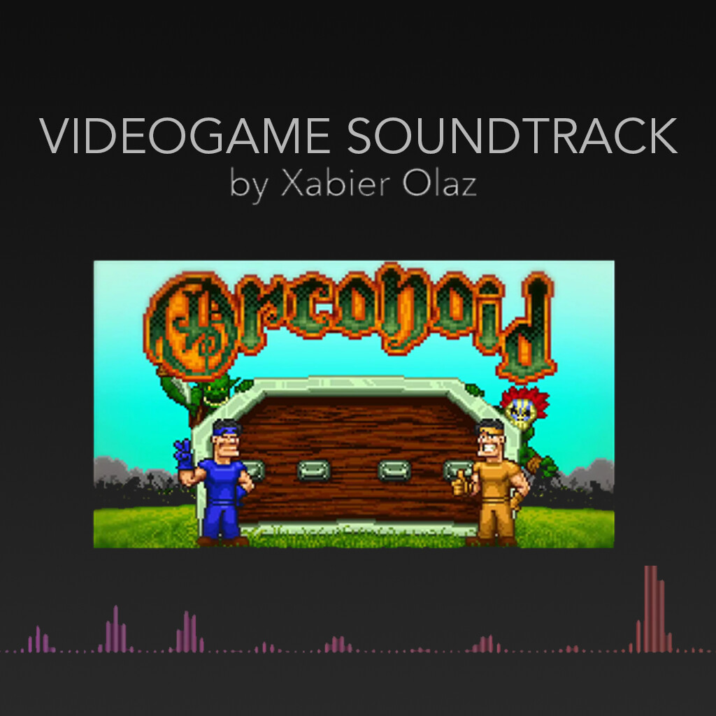 Orconoid Videogame Soundtrack