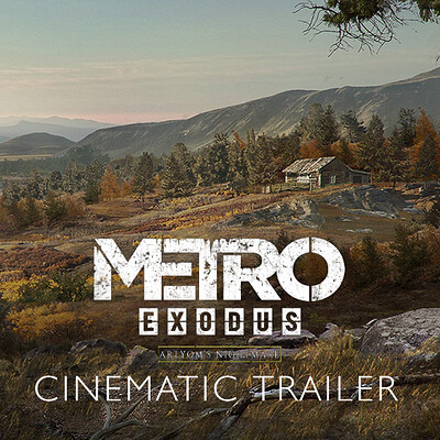 Metro Exodus - Artyom's Nightmare  - Cinematic Trailer