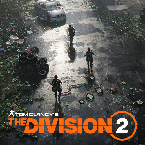The Division 2 Screenshots