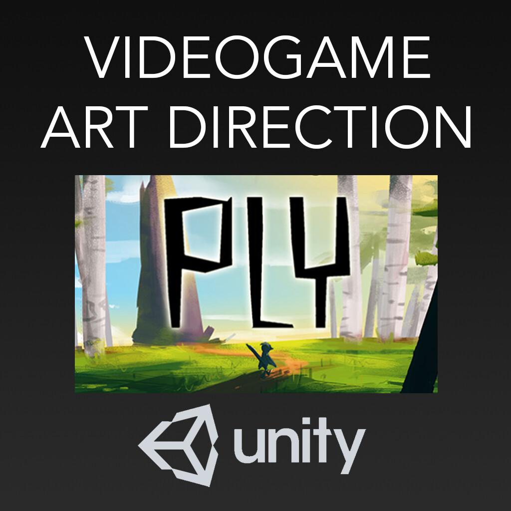 VIDEOGAME - ART DIRECTION - KAIOA GAMES