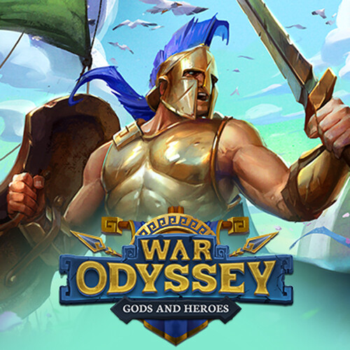 War Odyssey: Gods and Heroes | Promo and Banners