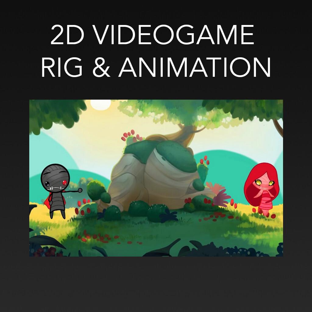 Red Eye Cedric - 2D Videogame
