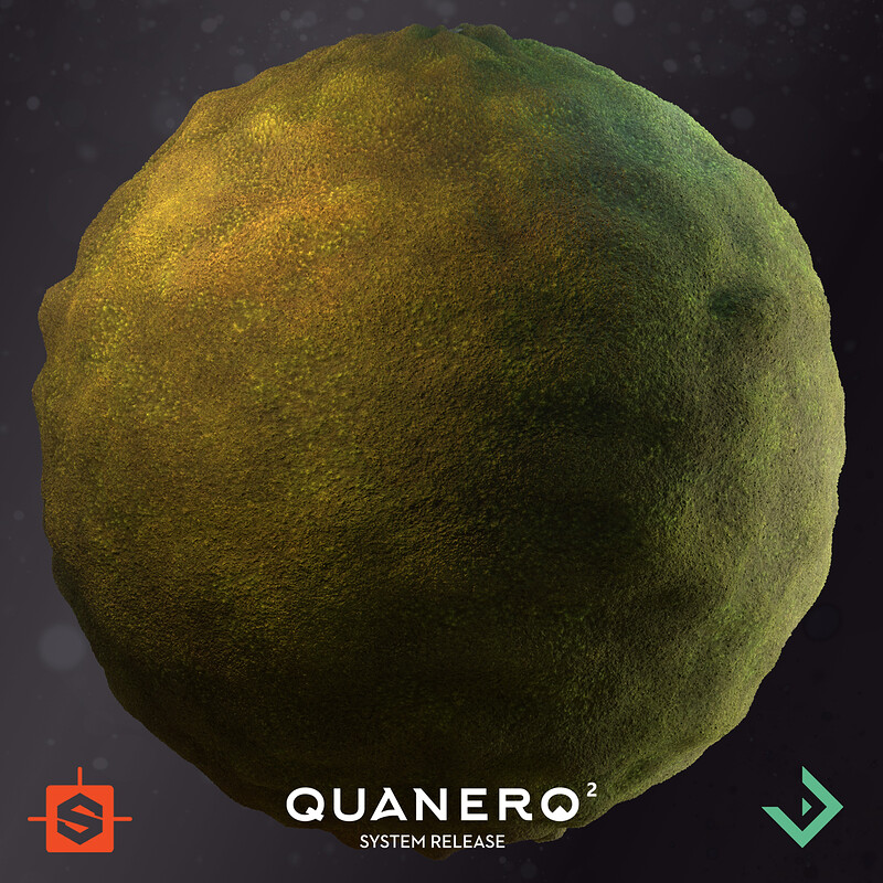 Qunaero 2 - System Release | Moss Material