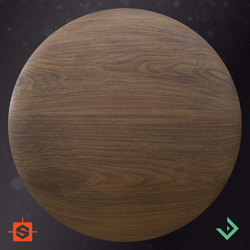 Wood Material Study 02