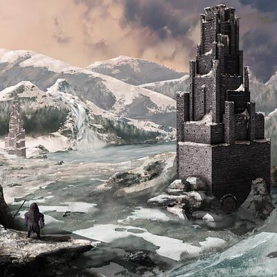 Joshua hamer snow outpost final