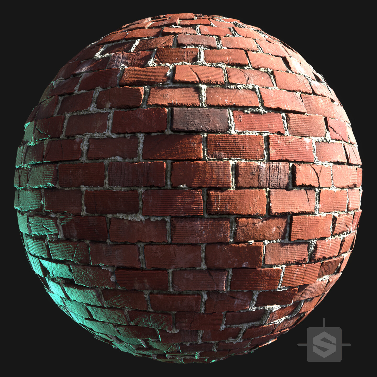 Substance Designer - Bricks