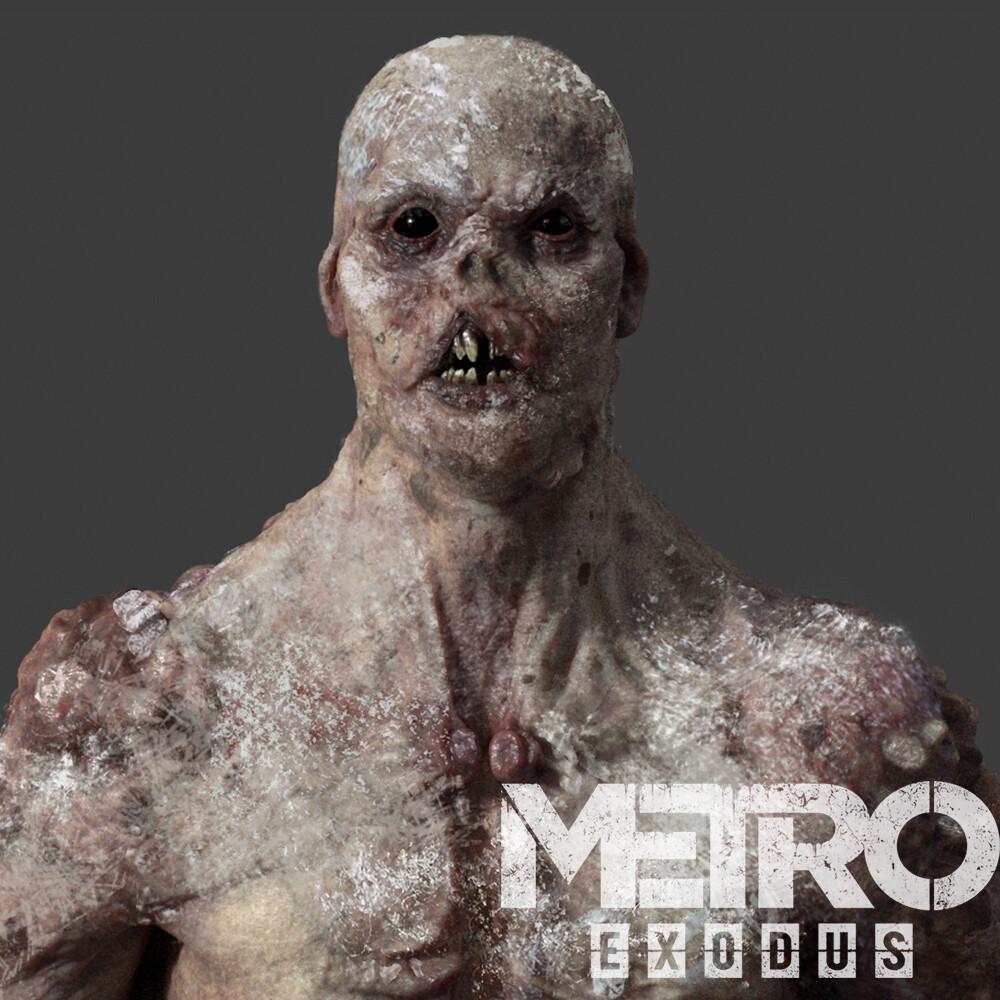 Metro Exodus- Artyom's Nightmare // Snow Concepts