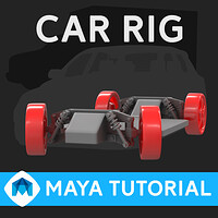 ArtStation - How to rig a machine gun in Maya , Simon Mills