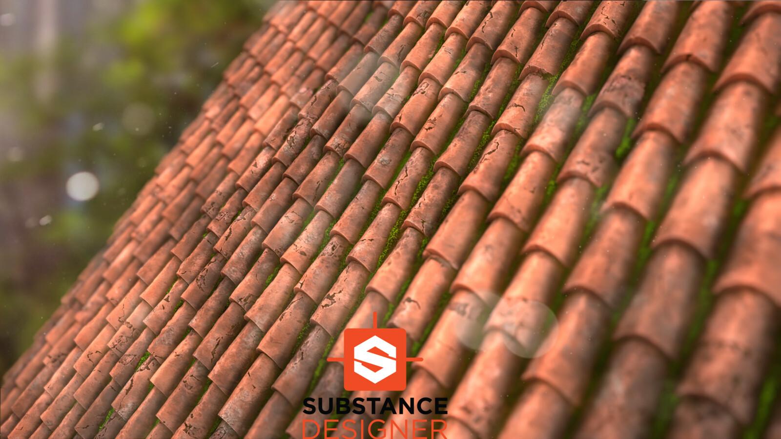 Roof tiles vol.1
