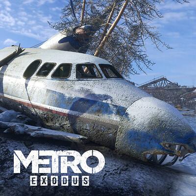 Andrew zelfit mykhailov crashed plane 001 thumb