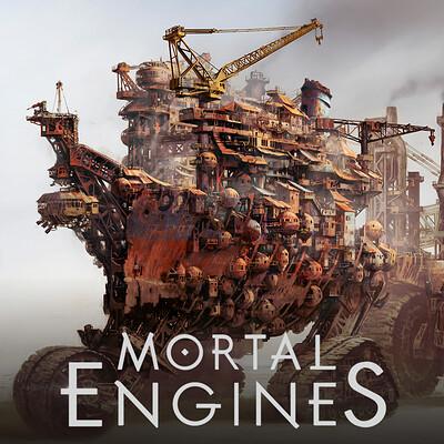 Weta workshop design studio thumbnail mortal engines salthook