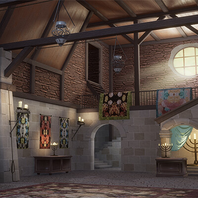 Ariel meylan synagogue thumbnail
