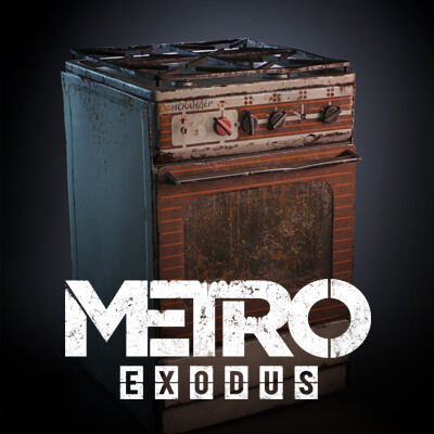 Props for Metro Exodus
