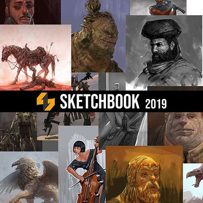 Sax irfan sketchbook thumb