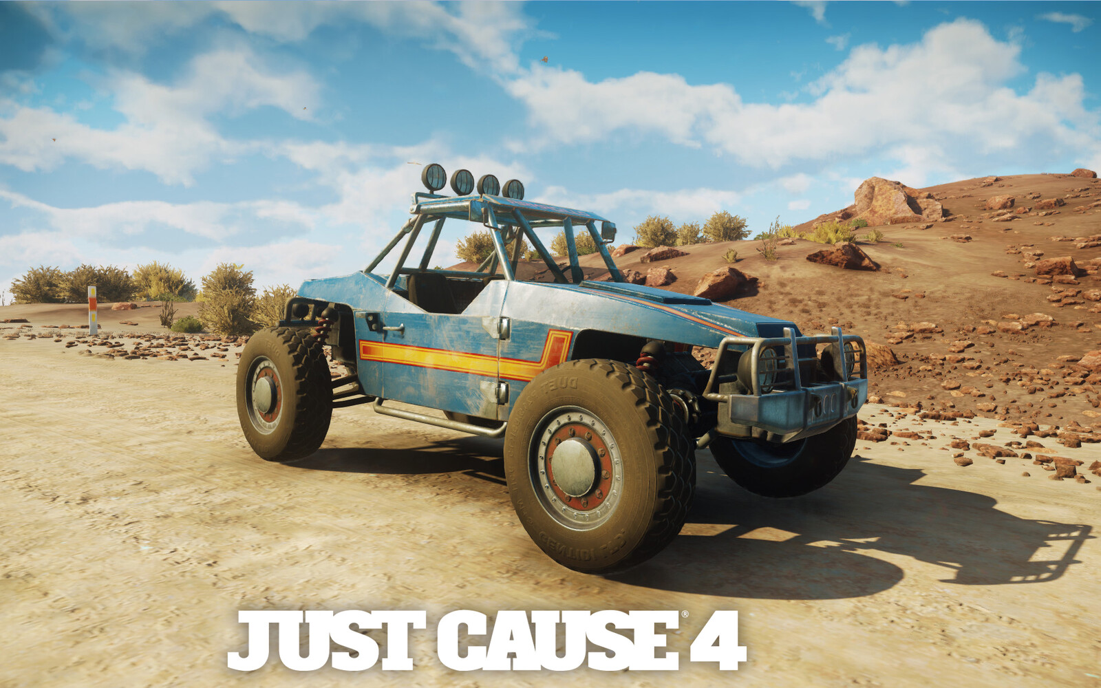 Just Cause 4 Vehicles