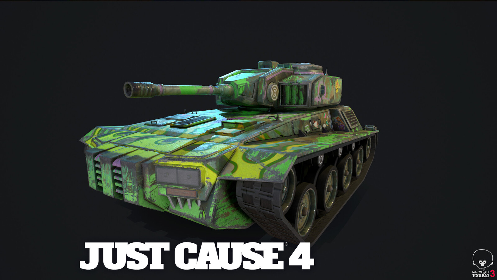 Just Cause 4 Rebel Vehicles and Weapons