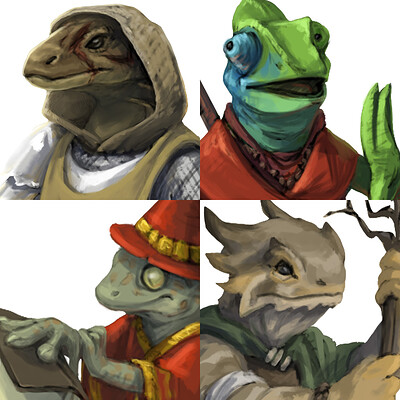 Adela quiles lizardfolk prev