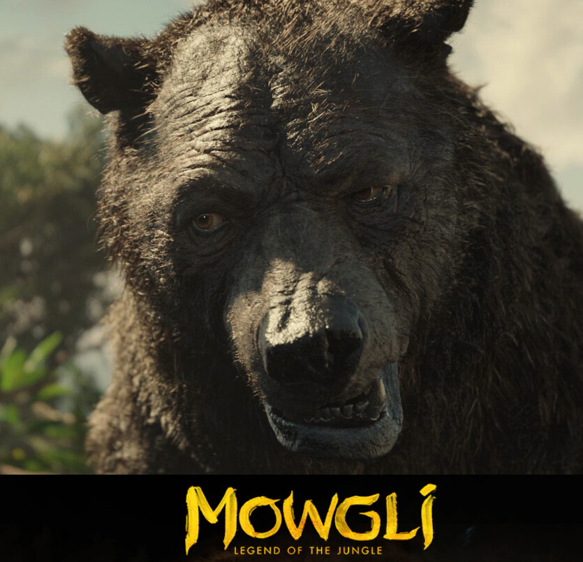 Mowgli - Legend of the Jungle