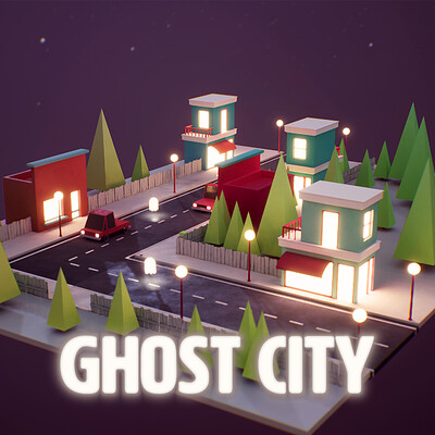 Mickael verbeke ghostcity thumbnail