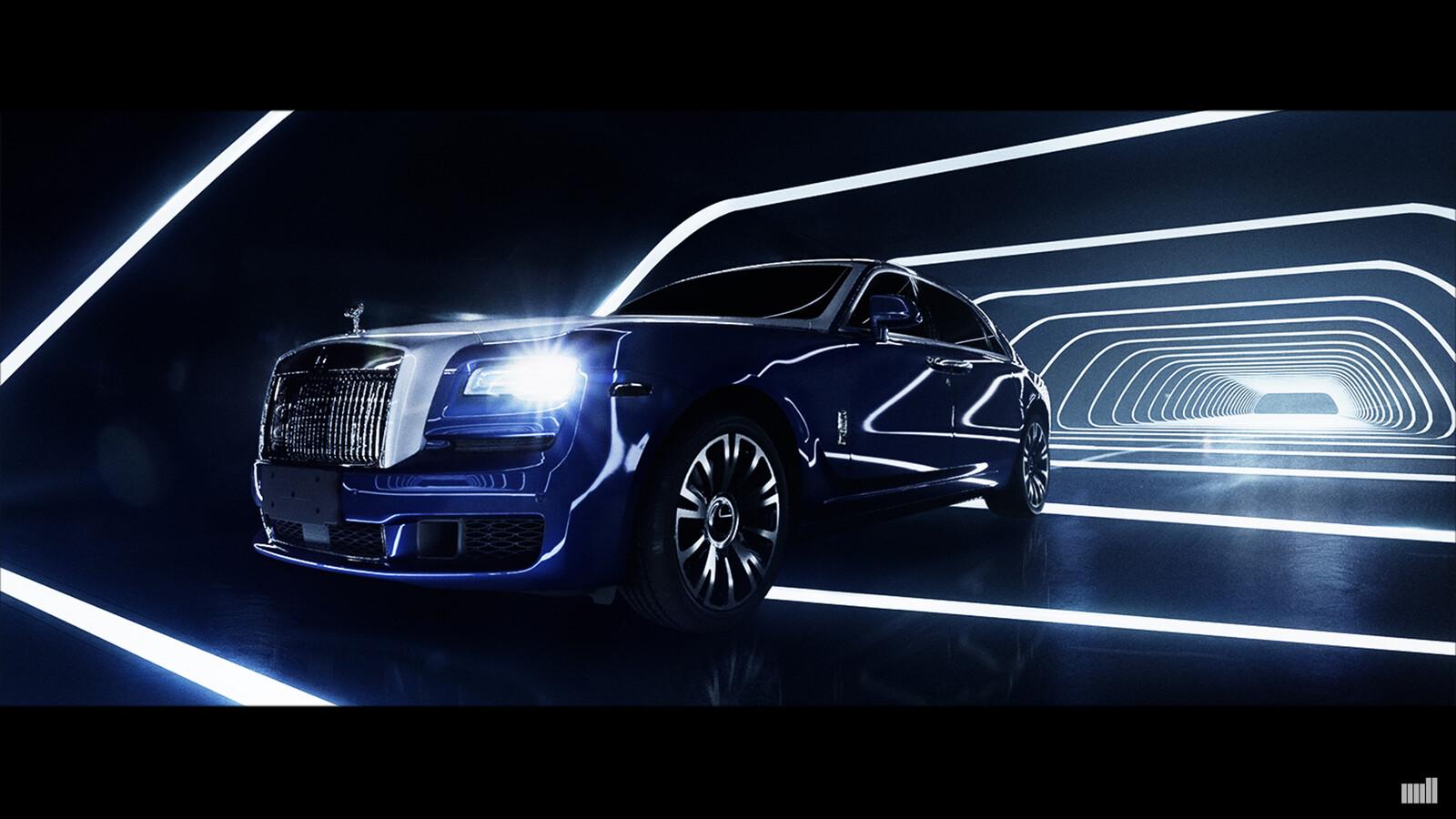 Rolls-Royce - Concept