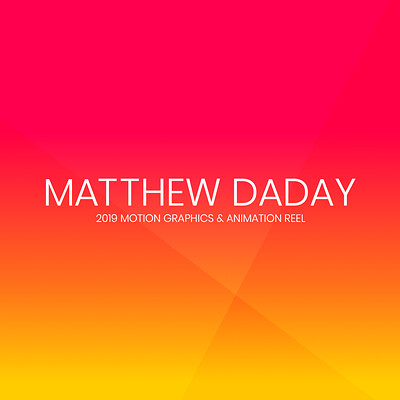 Matthew daday newreeltitlethumb