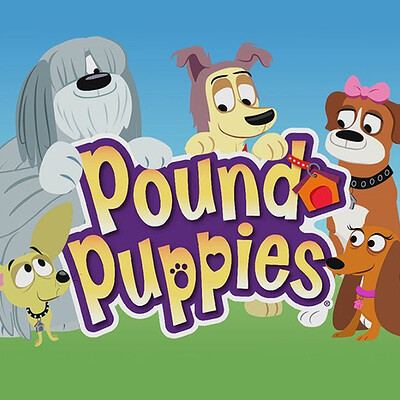 Rocco commisso pound puppies large
