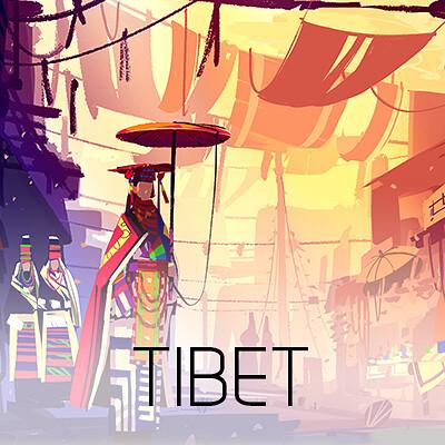 Piotr bzdura tibet