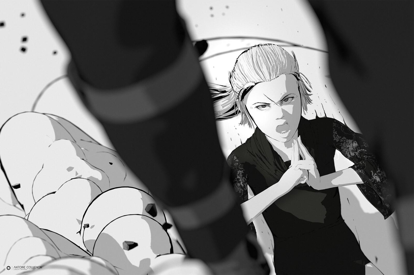 Young Ninja - 若い忍者
