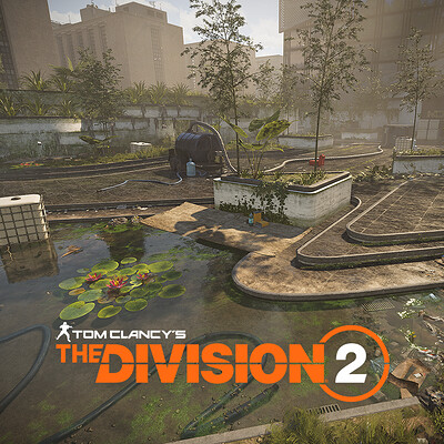 Plaza - Space Administration HQ - Tom Clancy's The Division2