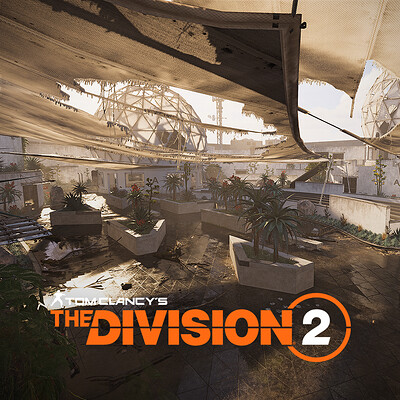 Rooftop - Space Administration HQ - Tom Clancy's The Division2